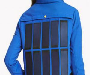 Tommy Hilfiger lança jaquetas que usam energia solar para carregar celulares