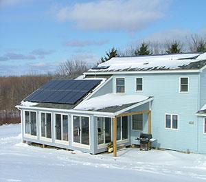 Painel Solar No Inverno Produ 231 227 O Aumenta Em Temperaturas