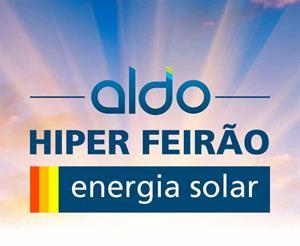 Hiper Feirão ALDO de Energia Solar acontece pela primeira vez