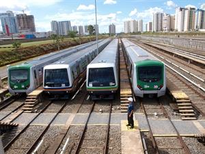 Metrô do Distrito Federal (DF) inaugura estação movida a Energia Solar