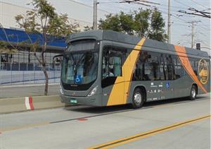 Ônibus movido à energia solar da UFSC completa 40 mil quilômetros rodados