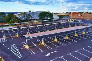 Clube Mineiro inaugura usina fotovoltaica que deve gerar economia de R$ 3,5 milhões em 25 anos
