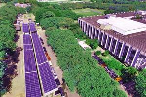 Estação de energia solar é instalada na Câmara de Vereadores de Porto Alegre