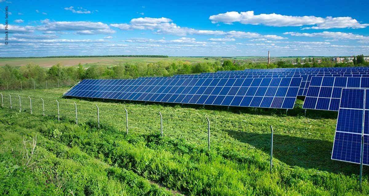 Meio rural atinge bons resultados na utilização de energia solar