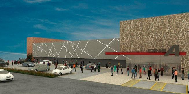 Cidade mineira é escolhida para a instalação de cinema autossustentável movido a energia solar