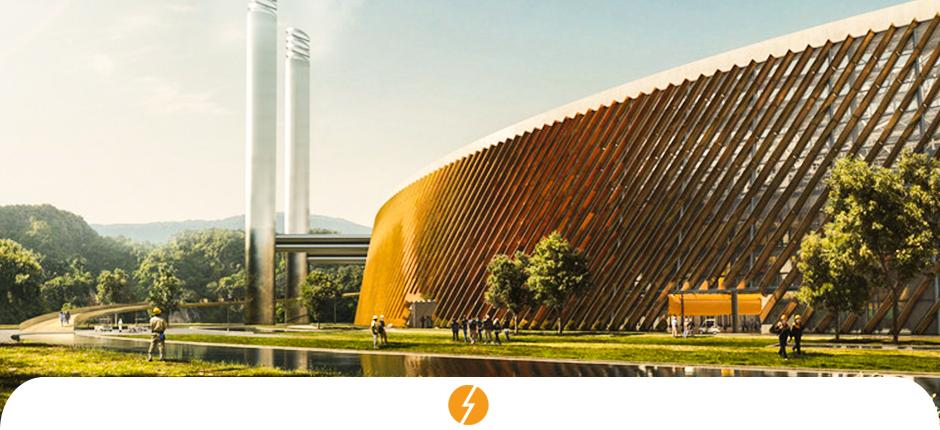 Usina que transformará lixo em energia será inaugurada na China
