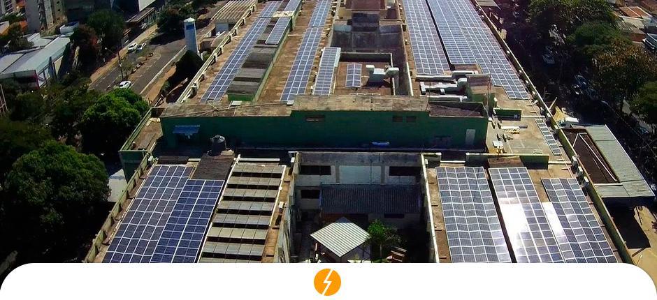 Hospital das Clínicas de Uberaba conclui instalação de painéis solares